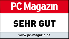 "03/2018 | PC Magazin - ""Bestnoten in Serie"""