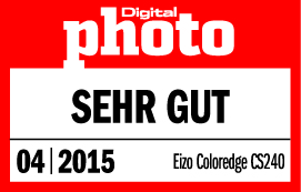 "03/2015 | Digital photo - Testurteil ""Sehr gut"""